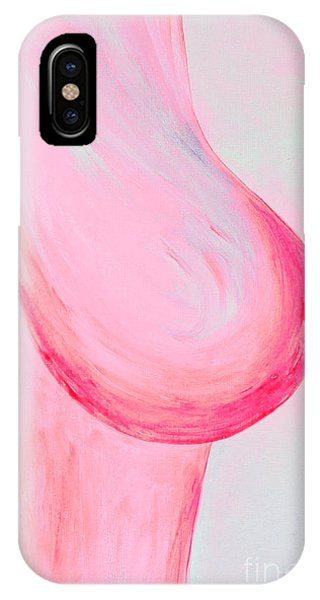 For Breast Cancer Awareness IPhone Case