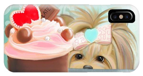 Forbidden Cupcake IPhone Case