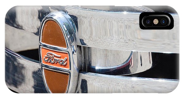 Ford Bumper  Phone Case by Cyrel Moore