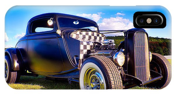 Ford Coupe Hot Rod IPhone Case