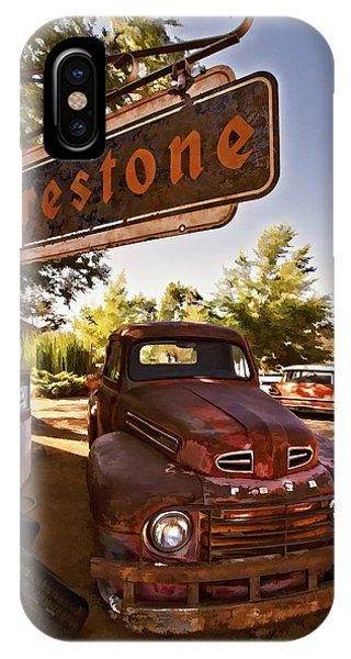 Ford Fever IPhone Case