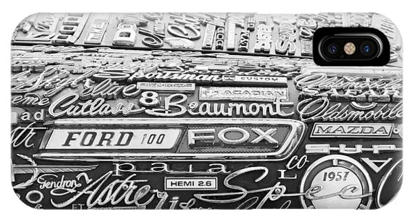 Ford Fox IPhone Case