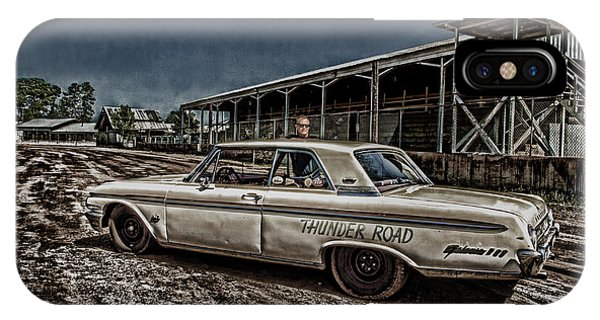 Ford Galaxie 500 4 IPhone Case