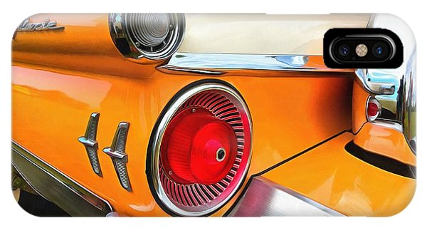 Ford Galaxie Skyliner 9 IPhone Case