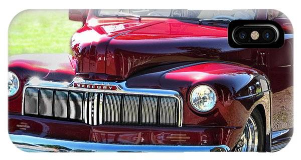 Ford Mercury Eight IPhone Case
