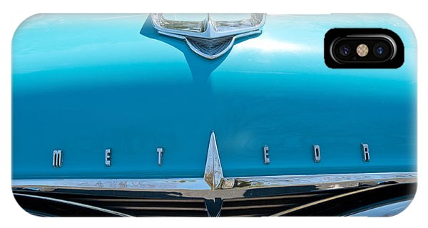 Ford Meteor IPhone Case