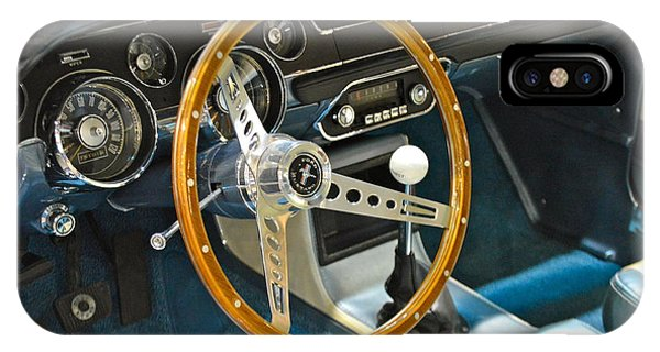 Ford Mustang Shelby IPhone Case