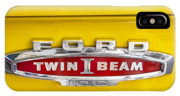 Ford Tough 1966 Truck IPhone Case