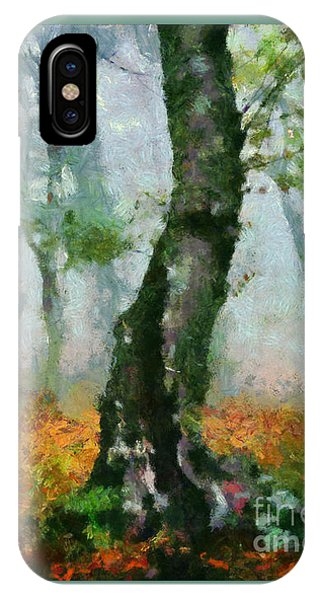 Forest Edge IPhone Case