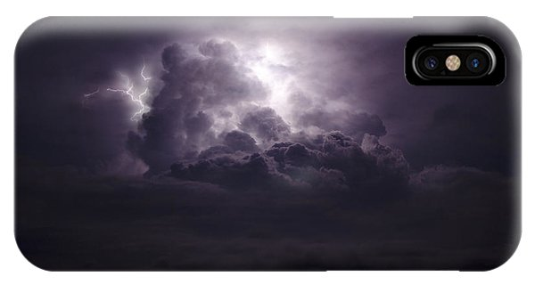 Forging The Heavens IPhone Case