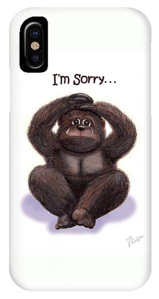 Forgive Me IPhone Case