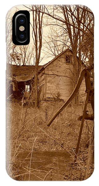 Forgotten Farmhouse IPhone Case
