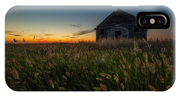 Forgotten On The Prairie IPhone Case