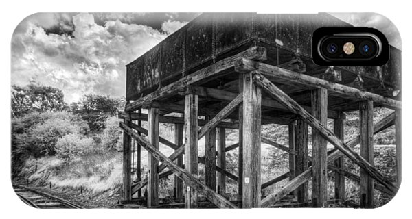 Forgotten Railway IPhone Case