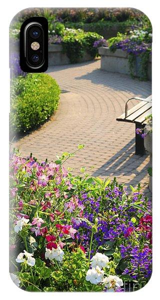 Formal Garden IPhone Case