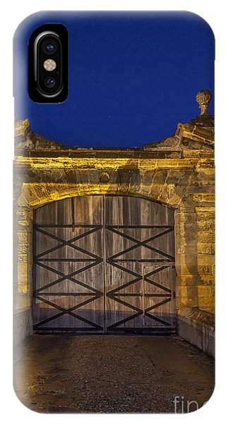 IPhone Case featuring the photograph Fort Castillo San Cristobal Inpuerto Rico by Bryan Mullennix