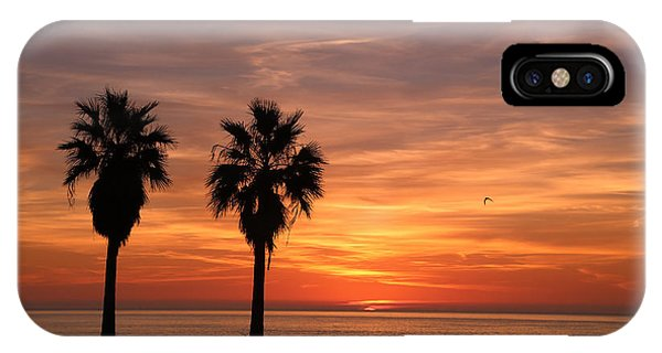 Fort Desoto Sunrise IPhone Case