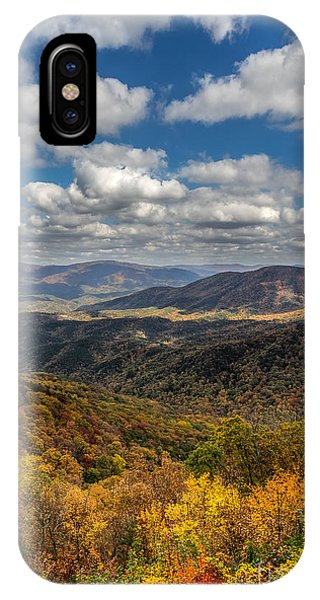 Fort Mountain IPhone Case