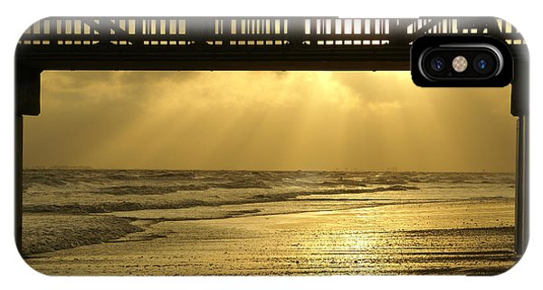 Fort Myers Golden Sunset IPhone Case