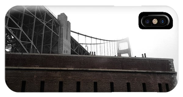 Fort Point IPhone Case