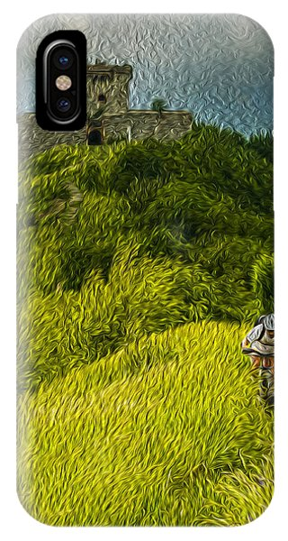 Forte Fratello Minore 0303 - By Enrico Pelos IPhone Case