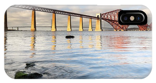 Forth Railway Bridge IPhone Case