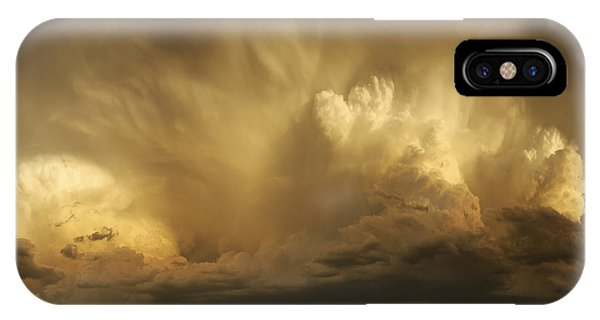 Forthcoming Calamity IPhone Case
