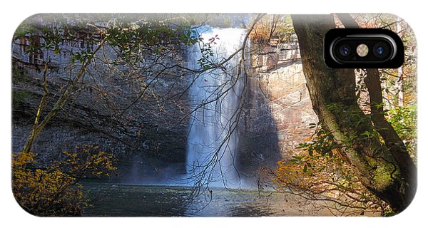 Foster Falls 1 Phone Case by Dale Wilson