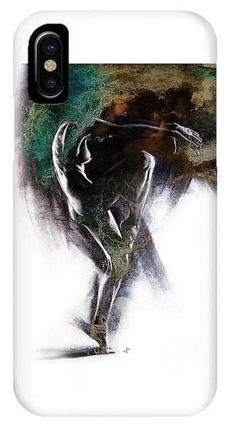 Fount II. Textured. A IPhone Case