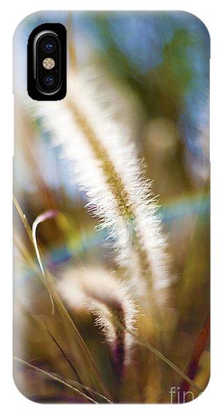 Fountain Grass IPhone Case