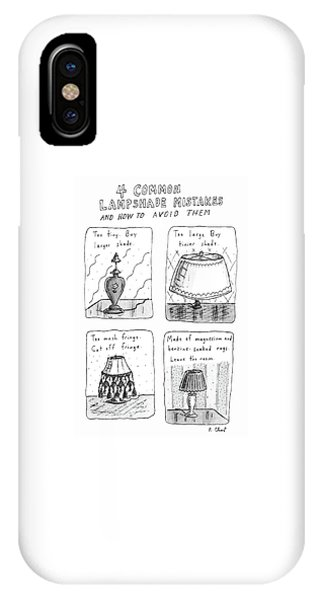 Four Common Lampshade Mistakes And How To Avoid IPhone Case