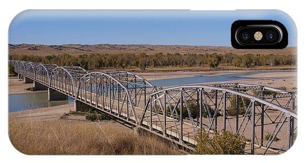 Four Corners Bridge IPhone Case