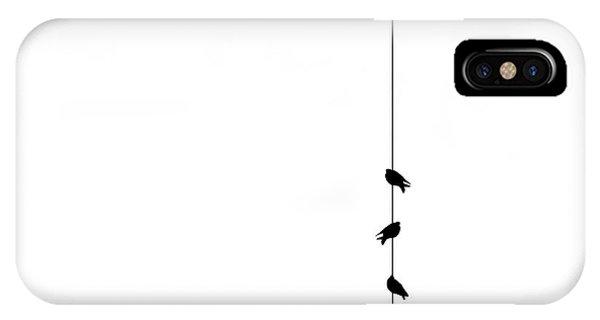 Pigeon iPhone Case - Four by Klaus Lenzen