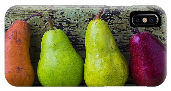 Four Pears IPhone Case