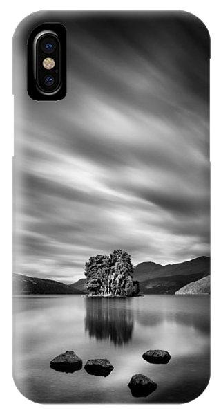 Four Rocks IPhone Case