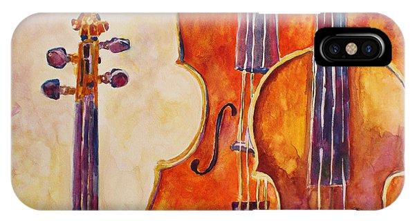 Four Violins IPhone Case