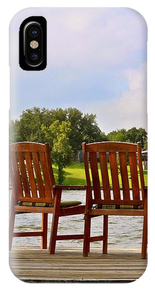 Fourth Of July Vacation IPhone Case