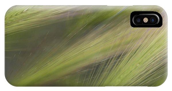 Foxtail Fans IPhone Case