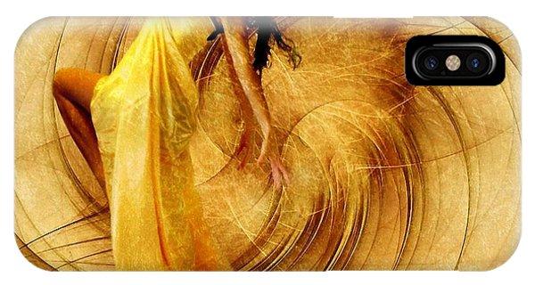 Fractal Dance Of Joy IPhone Case