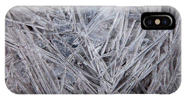 Frozen Fractal IPhone Case