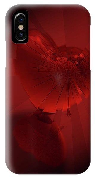 Fracture II IPhone Case