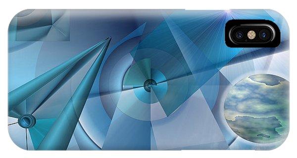Interdimensional IPhone Case