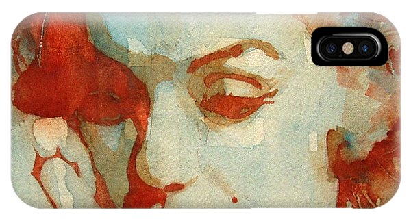 Movie iPhone Case - Fragile by Paul Lovering