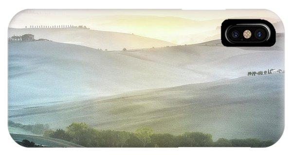 Fragile Sunrise Phone Case by Marek Boguszak