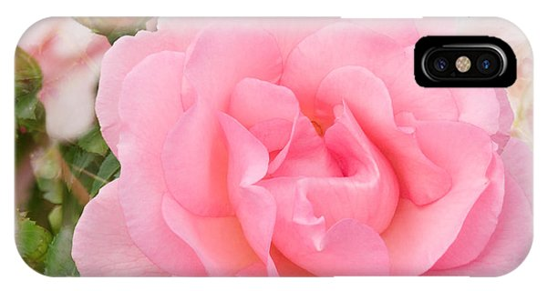 Fragrant Cloud Rose IPhone Case