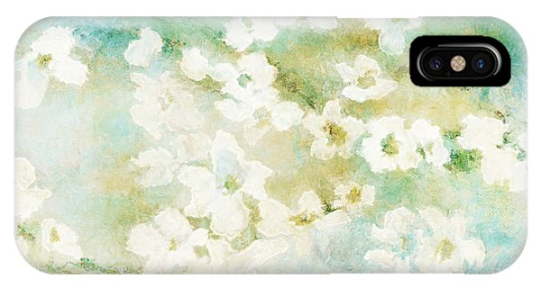 Fragrant Waters - Abstract Art IPhone Case
