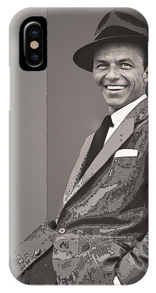 Frank Sinatra IPhone Case