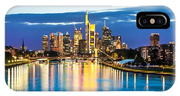 Frankfurt Am Main IPhone Case
