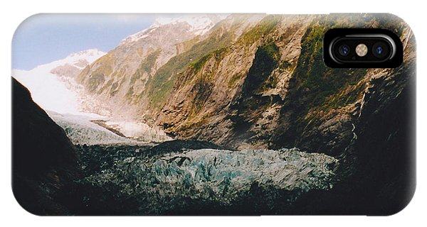 Franz-josef Glacier IPhone Case