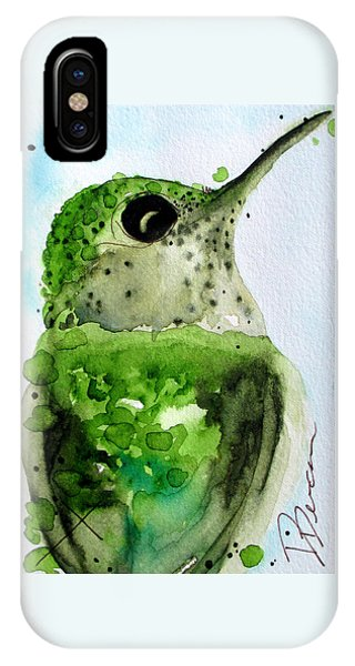 Freckles IPhone Case